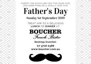 Boucher Father's Day